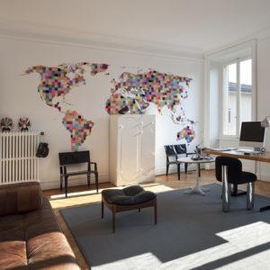 Papier Peint Panoramique World of entertainment