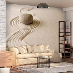 Papier Peint Panoramique Zen: Balance