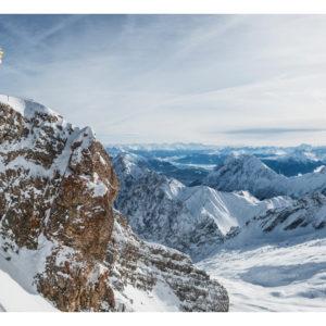 Tapisserie murales Paysages > Montagnes