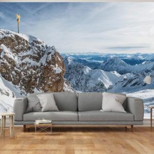 Papier Peint Panoramique Zugspitze