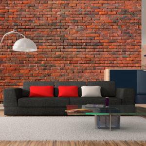 Papier Peint Panoramique motif: brique