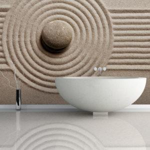 Papier Peint Panoramique relaxation - zen