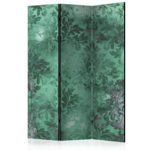 Paravent 3 volets - Emerald Memory