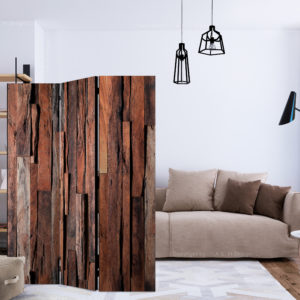 Paravent 3 volets - Honey Boards séparateur de piece