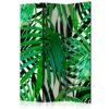 Paravent 3 volets - Tropical Leaves
