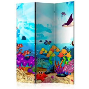 Paravent 3 volets - Underwater Fun