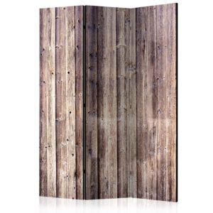 Paravent 3 volets - Wooden Charm