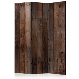 Paravent 3 volets - Wooden Hut