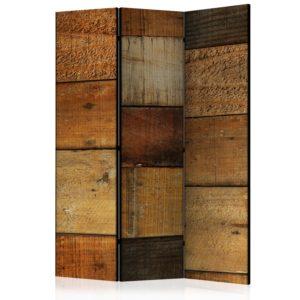 Paravent 3 volets - Wooden Textures