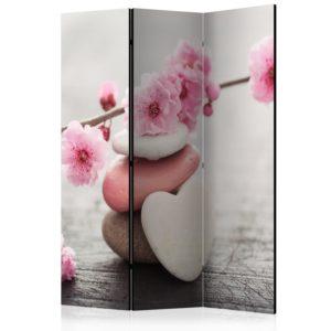 Paravent 3 volets - Zen Flowers