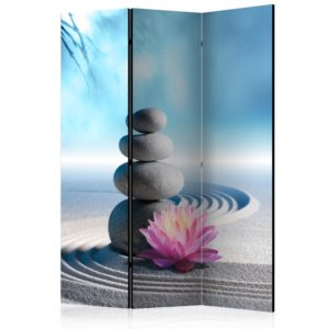 Paravent 3 volets - Zen Garden