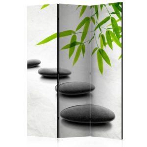 Paravent 3 volets - Zen Stones