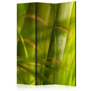 Paravent 3 volets - bamboo - nature zen
