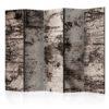 Paravent 5 volets - Burnt Wood