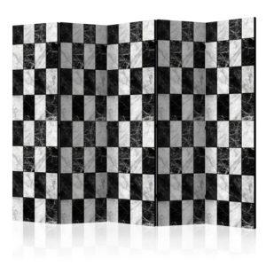 Paravent 5 volets - Checker II