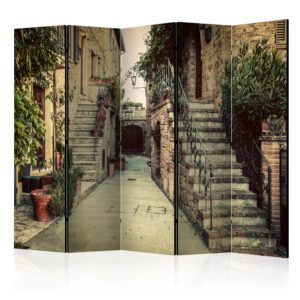 Paravent 5 volets - Tuscan Memories II