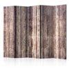 Paravent 5 volets - Wooden Charm II
