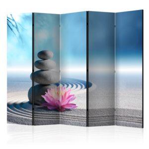 Paravent 5 volets - Zen Garden II