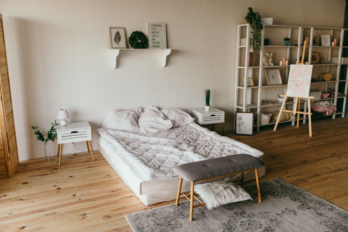 7 Idées Petite Chambre Qui sont gros en style — Monde De Femmes