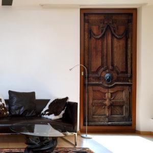 Papier-peint pour porte - Luxury Door papier peint intissé originale pour les portes ( collection magnifique )