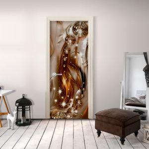 Papier-peint pour porte - Photo wallpaper – Abstraction I papier peint intissé originale pour les portes ( collection magnifique )