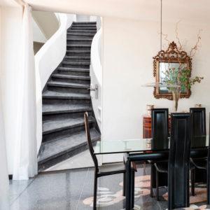 Papier-peint pour porte - Photo wallpaper – Stairs I papier peint intissé originale pour les portes ( collection magnifique )