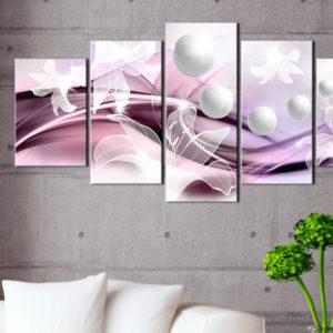 Tableaux > Abstraction > Fleurs et plantes ce catalogue des tableaux déco pour tout types de murs et prêt à poser