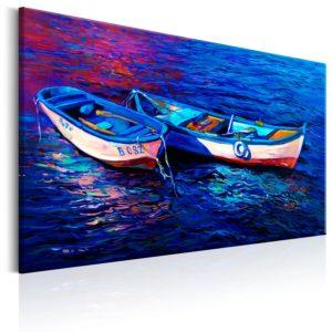 Tableau - Abandoned Boats fait partie des tableaux murales de la collection de worldofwomen découvrez ce magnifique tableau exclusif chez nous