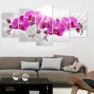 Tableaux > Fleurs > Orchidées ce catalogue des tableaux déco pour tout types de murs et prêt à poser