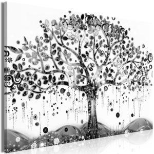 Tableau - Abundant Tree (1 Part) Wide fait partie des tableaux murales de la collection de worldofwomen découvrez ce magnifique tableau exclusif chez nous