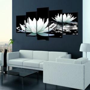 Tableaux > Fleurs > Lys ce catalogue des tableaux déco pour tout types de murs et prêt à poser