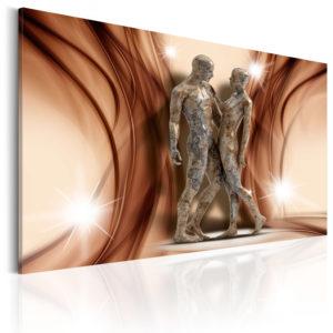 Tableau - Amour éternel fait partie des tableaux murales de la collection de worldofwomen découvrez ce magnifique tableau exclusif chez nous