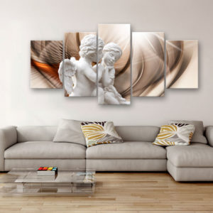 Tableaux > Abstraction > Personnages ce catalogue des tableaux déco pour tout types de murs et prêt à poser