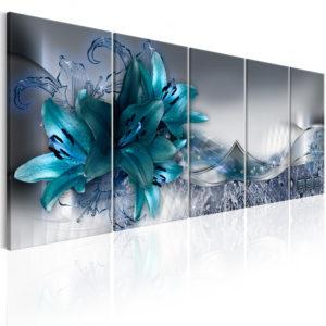 Tableau - Arctic Lilies fait partie des tableaux murales de la collection de worldofwomen découvrez ce magnifique tableau exclusif chez nous