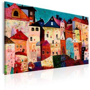 Tableau - Artistic City fait partie des tableaux murales de la collection de worldofwomen découvrez ce magnifique tableau exclusif chez nous
