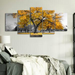 Tableaux > Paysages > Arbres ce catalogue des tableaux déco pour tout types de murs et prêt à poser