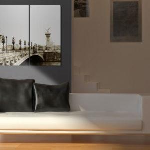 Tableaux > Villes > Paris ce catalogue des tableaux déco pour tout types de murs et prêt à poser