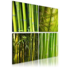 Tableau - Bambous fait partie des tableaux murales de la collection de worldofwomen découvrez ce magnifique tableau exclusif chez nous