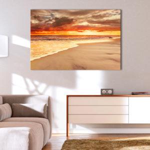 Tableaux > Paysages > Levers et couchers de soleil ce catalogue des tableaux déco pour tout types de murs et prêt à poser