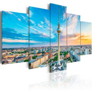 Tableau - Berlin TV Tower
