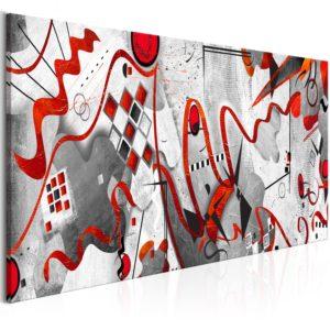 Tableau - Between Waves (1 Part) Narrow fait partie des tableaux murales de la collection de worldofwomen découvrez ce magnifique tableau exclusif chez nous
