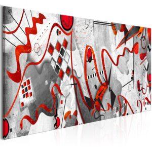 Tableau - Between Waves (1 Part) Wide fait partie des tableaux murales de la collection de worldofwomen découvrez ce magnifique tableau exclusif chez nous
