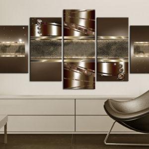 Tableaux > Abstraction > Modernes ce catalogue des tableaux déco pour tout types de murs et prêt à poser