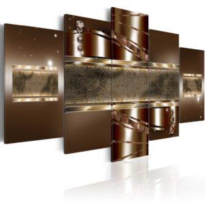 Tableau - Brown mirage fait partie des tableaux murales de la collection de worldofwomen découvrez ce magnifique tableau exclusif chez nous