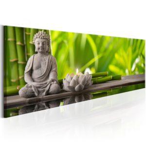 Tableau - Buddha: Meditation fait partie des tableaux murales de la collection de worldofwomen découvrez ce magnifique tableau exclusif chez nous