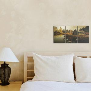Tableaux > Paysages > Plaines et vallées ce catalogue des tableaux déco pour tout types de murs et prêt à poser