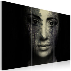 Tableau - Camouflage de forêt fait partie des tableaux murales de la collection de worldofwomen découvrez ce magnifique tableau exclusif chez nous