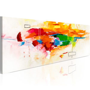 Tableau - Colors celebration fait partie des tableaux murales de la collection de worldofwomen découvrez ce magnifique tableau exclusif chez nous
