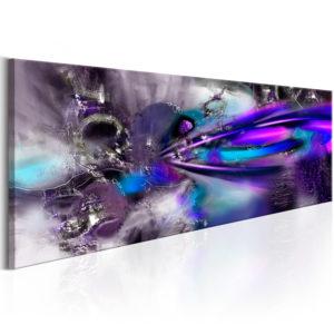 Tableau -  Comète violette fait partie des tableaux murales de la collection de worldofwomen découvrez ce magnifique tableau exclusif chez nous