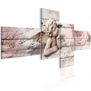 Tableau - Contemplation (4 Parts) fait partie des tableaux murales de la collection de worldofwomen découvrez ce magnifique tableau exclusif chez nous